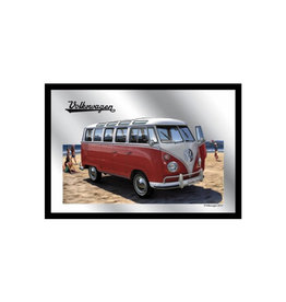 Nostalgic Art mirror - VW bus