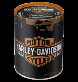 Nostalgic Art moneybox - Harley Davidson