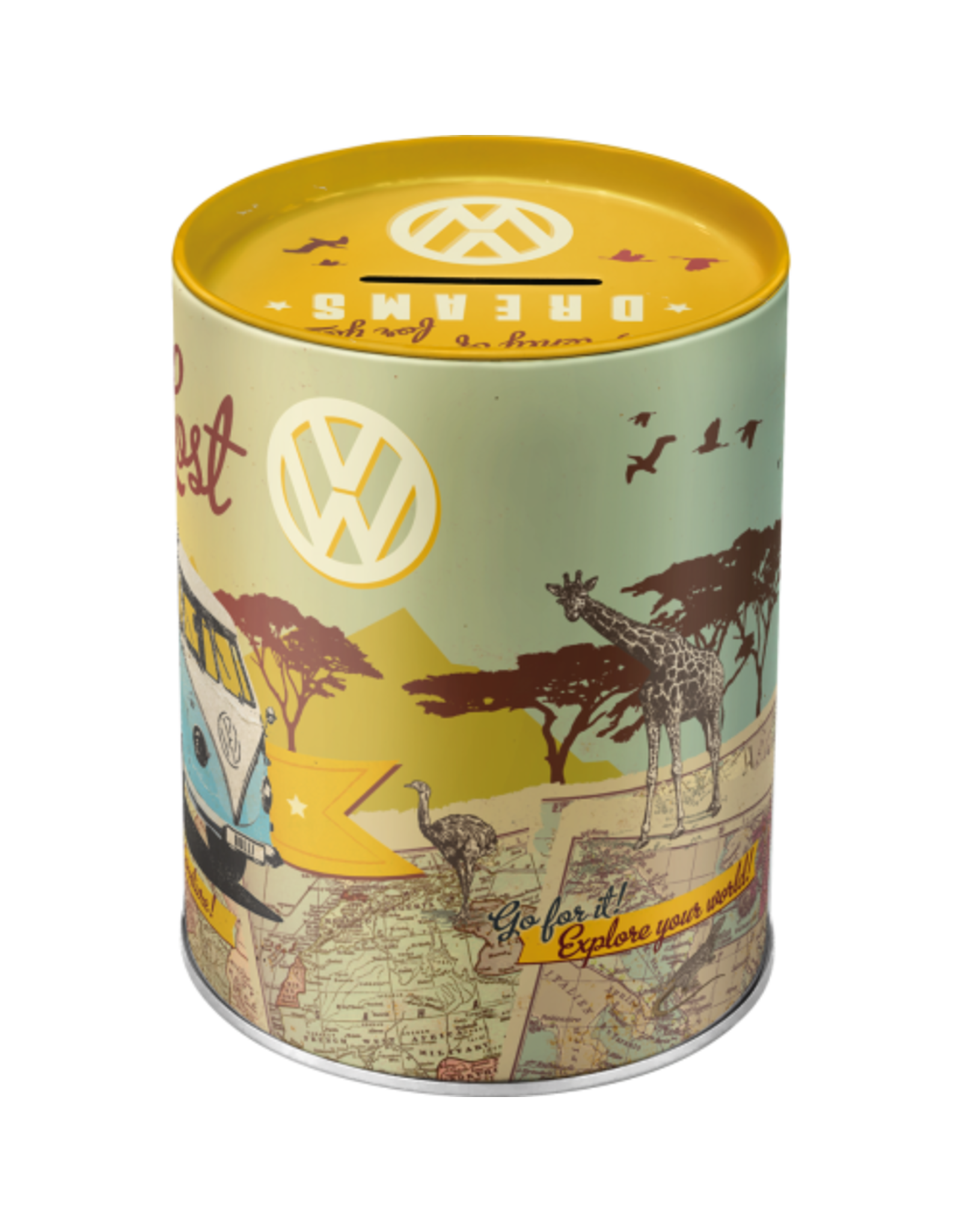 moneybox - let's get lost VW