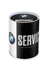 Nostalgic Art moneybox - BMW service
