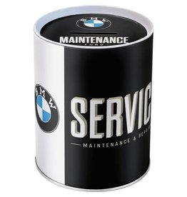 spaarpot - BMW service