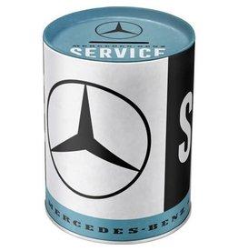 Nostalgic Art moneybox - Mercedes service