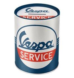 Nostalgic Art moneybox - vespa service