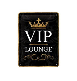 Nostalgic Art bord - VIP lounge (small)