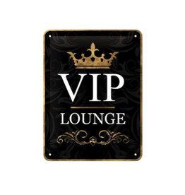 Nostalgic Art sign - VIP lounge (small)