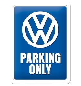 bord - VW parking only (small)