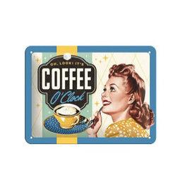Nostalgic Art bord - coffee (small)