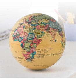 Balvi globe - magic rotatory (brown)