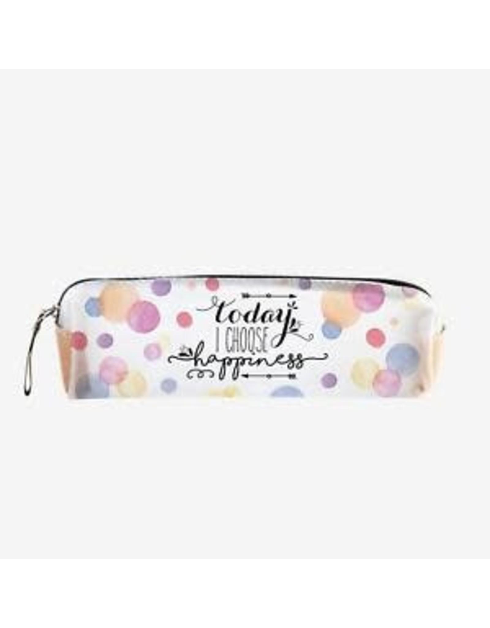 Legami pencil case - choose happiness