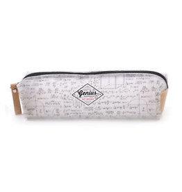 pencil case - genius