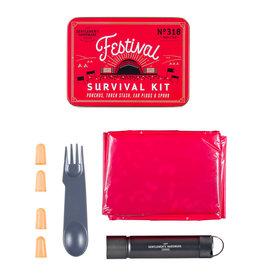 Wild & Wolf festival survival kit