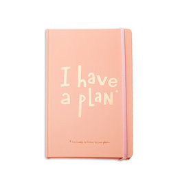 Orner planner - i have a plan (roze/small)