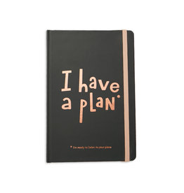 Orner planner - i have a plan (black/small)