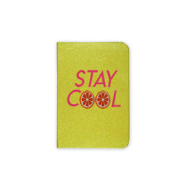 Tri Coastal notebook A5 - stay cool