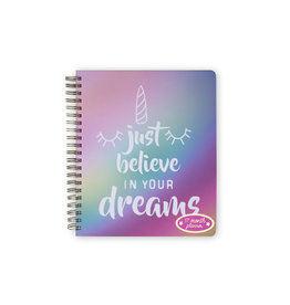 Tri Coastal diary 2019/20 - believe in your dreams