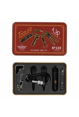 Wild & Wolf tool kit - 6-in-1 keychain