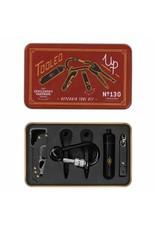 Wild & Wolf tool kit - 6-in-1 sleutelhanger