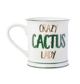 mok - crazy cactus lady