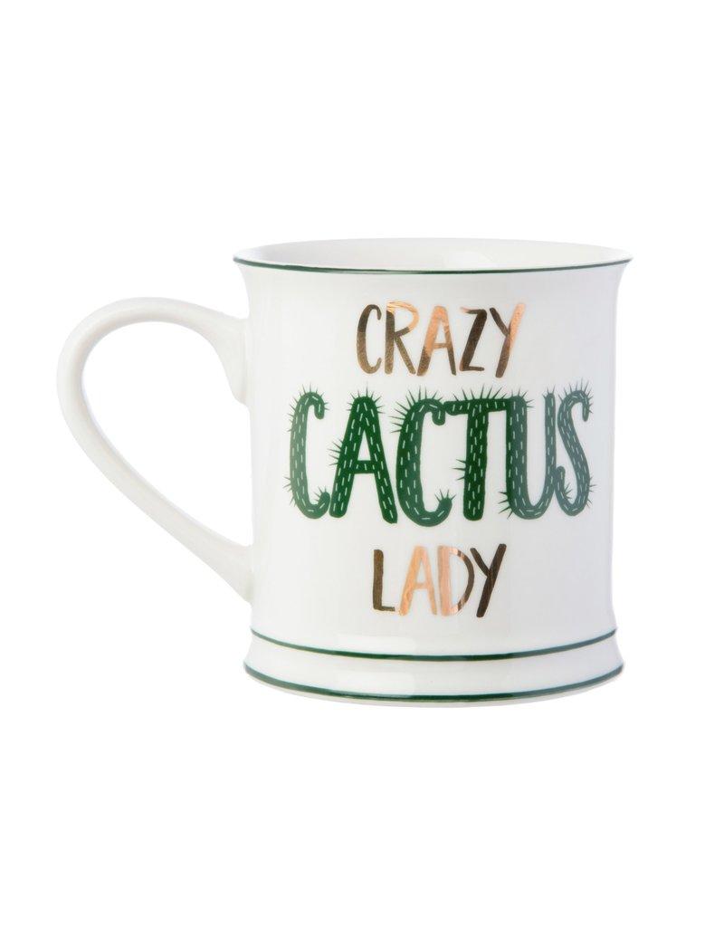 Sass & Belle mok - crazy cactus lady