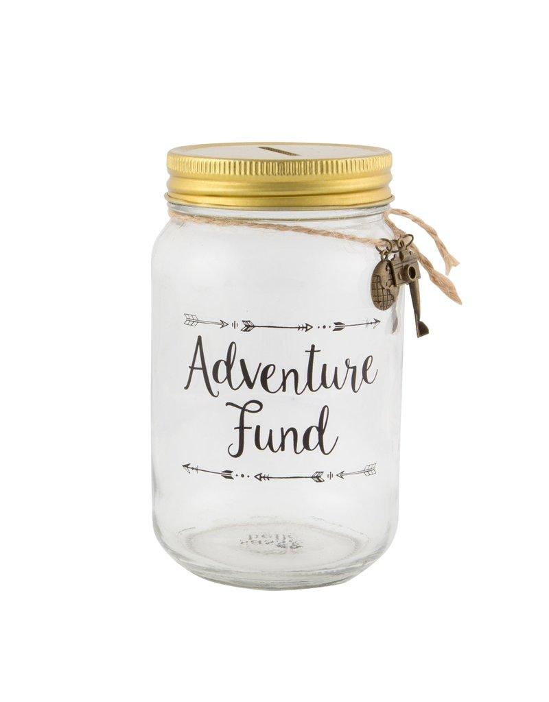 Sass & Belle spaarpot - adventure fund