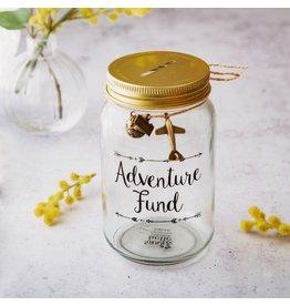 spaarpot - adventure fund