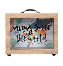 moneybox - saving to see the world