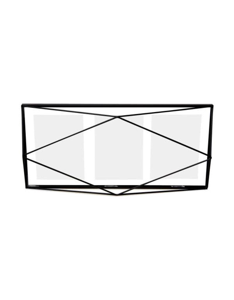 Umbra multi photo frame - prisma (black)