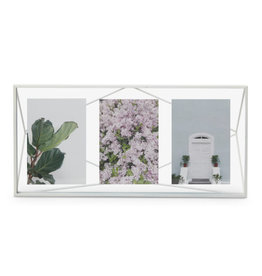 Umbra multi photo frame - prisma (white)