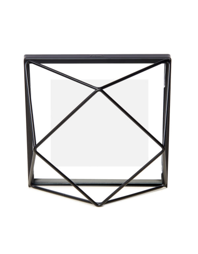 Umbra fotokader - prisma 10x10 (zwart)