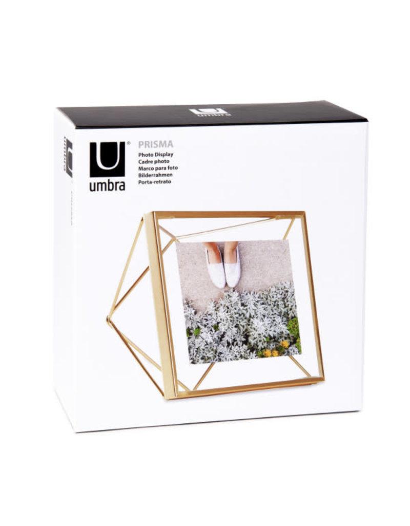 Umbra photo frame - prisma 10x10 (gold)
