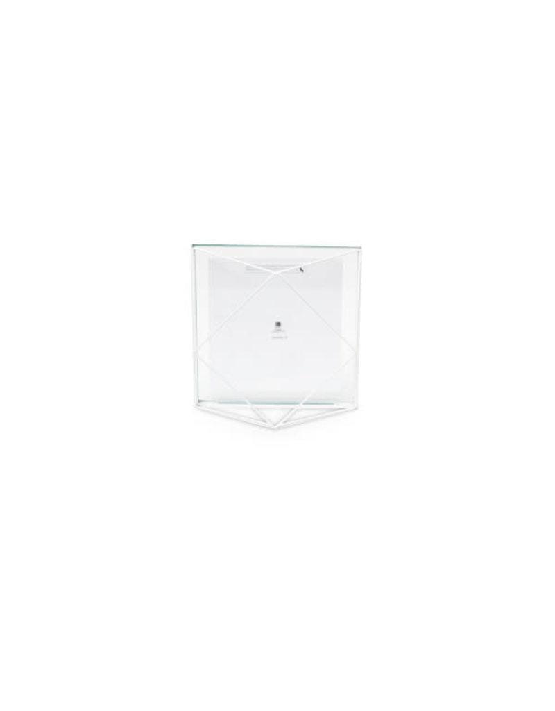 Umbra fotokader - prisma 10x10 (wit)
