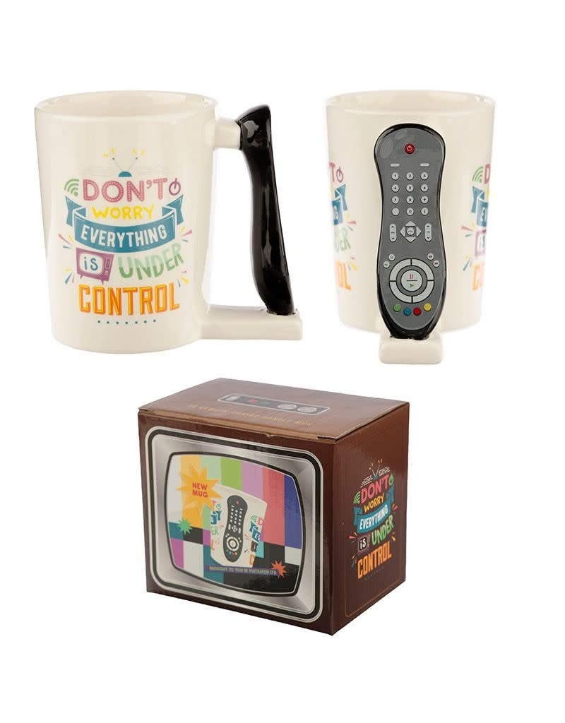 Puckator mug - TV remote