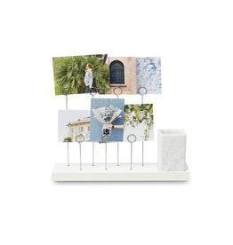 Umbra photo display - gala (white)