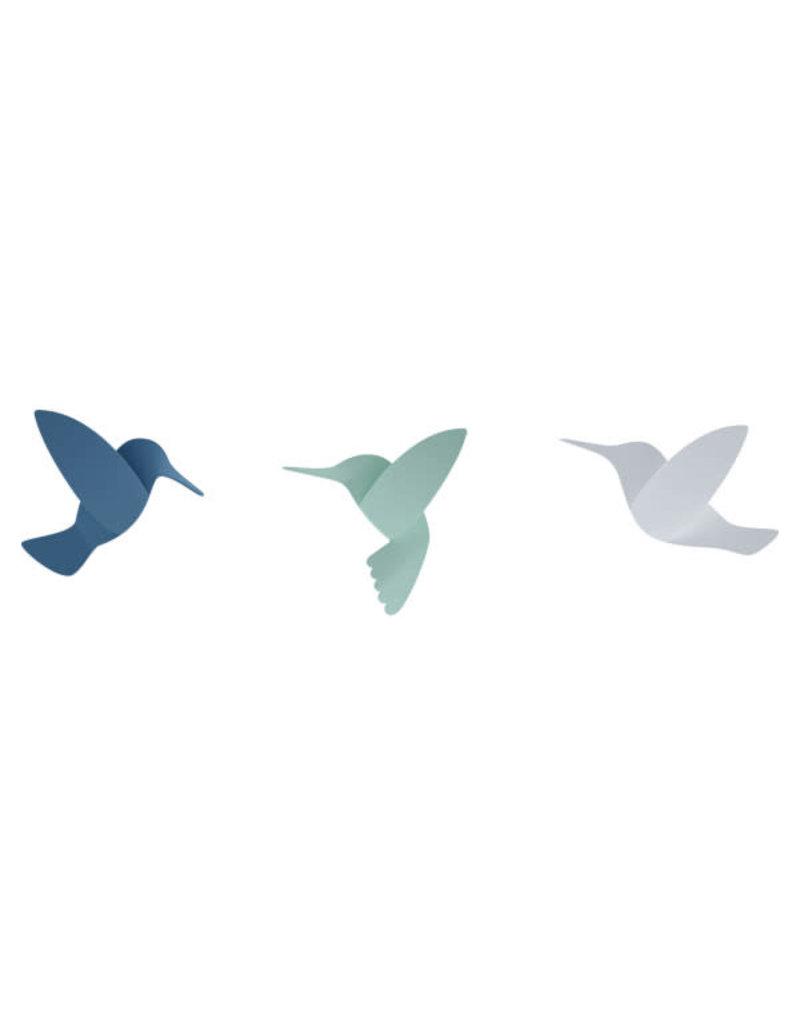 Umbra muurdeco - kolibrie (assort.)