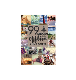 Lantaarn book - 99 things you can do offline