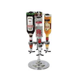 flessen dispenser (4 flessen)