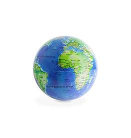 wereldbol - magic rotatory (blauw)