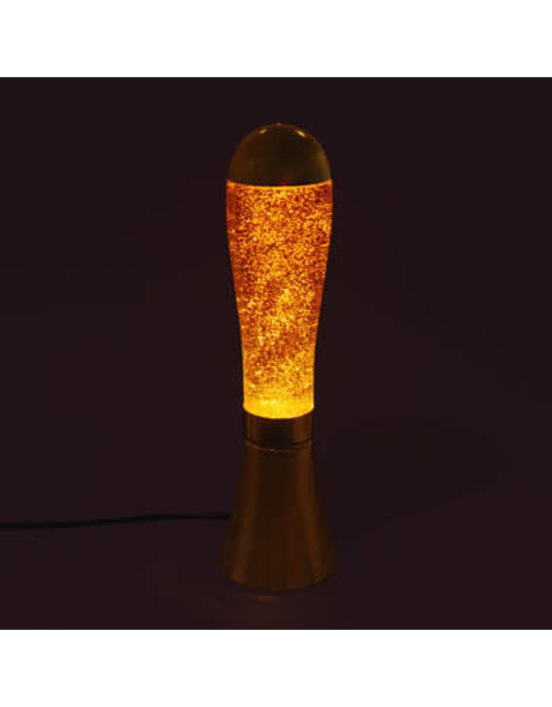 Balvi lavalamp - gouden basis/gouden lava