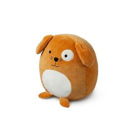Balvi kussen - hond (bruin)