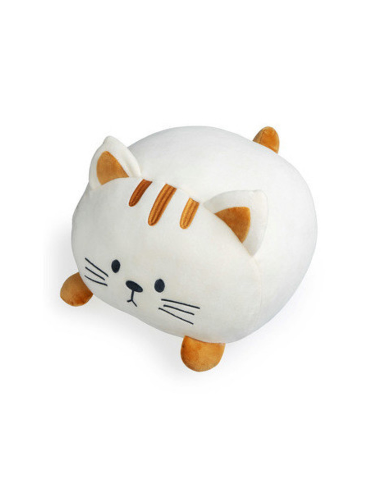 pillow - kitty (white)