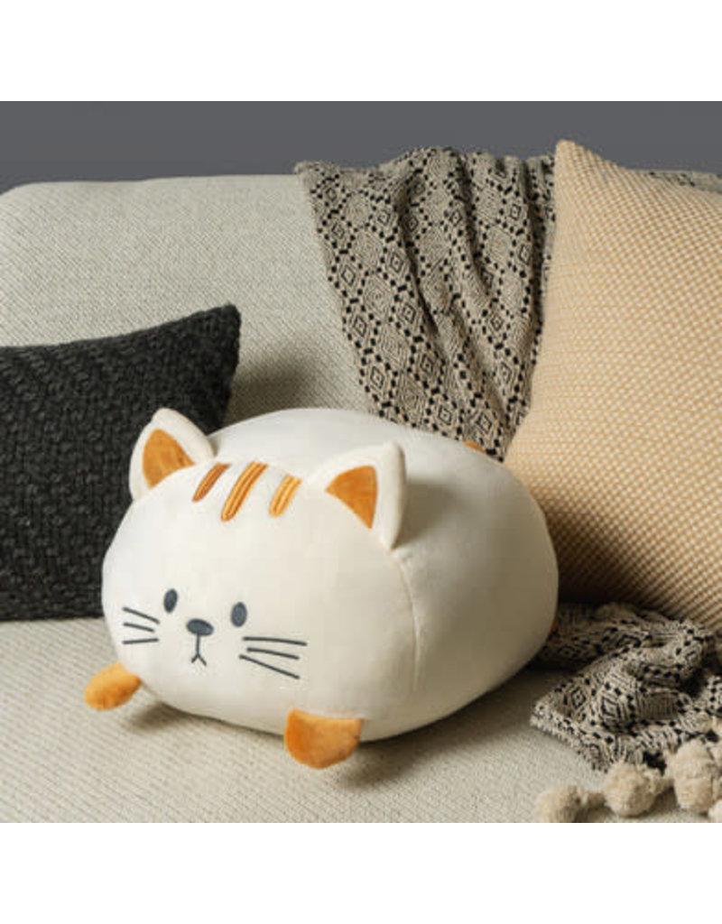 Balvi kussen - kitty (wit)