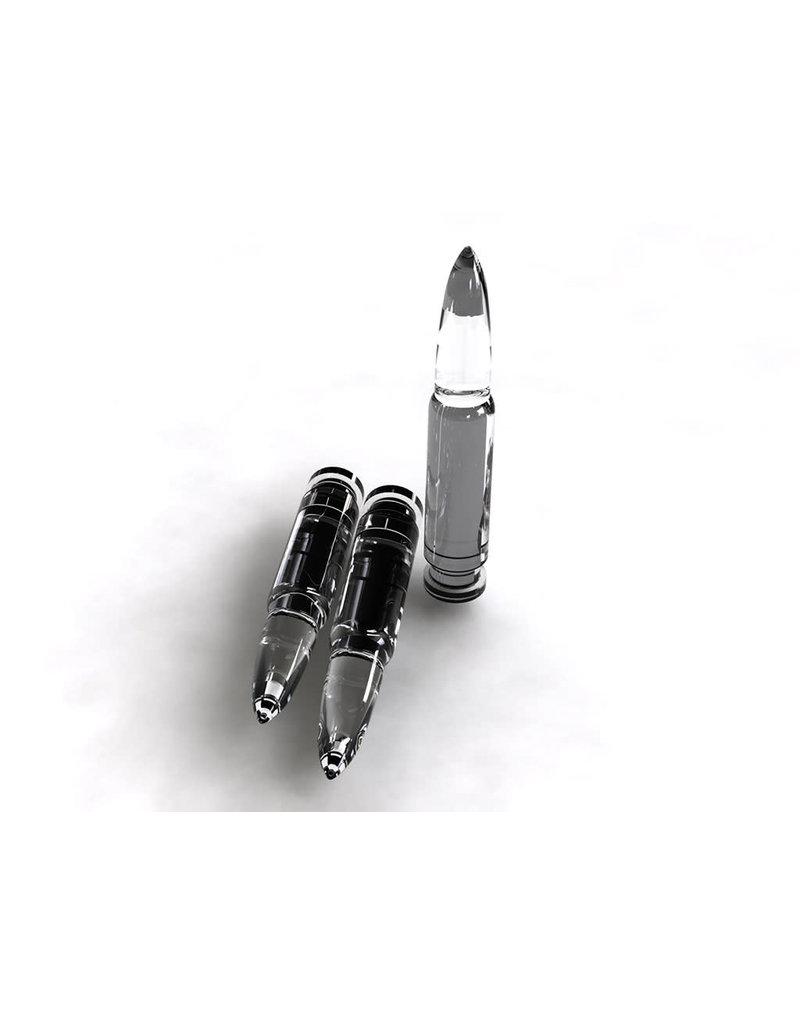 Mustard ice tray - AK 47 bullets