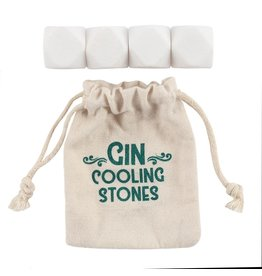 Jones Home & Gift reusable gin stones - marble