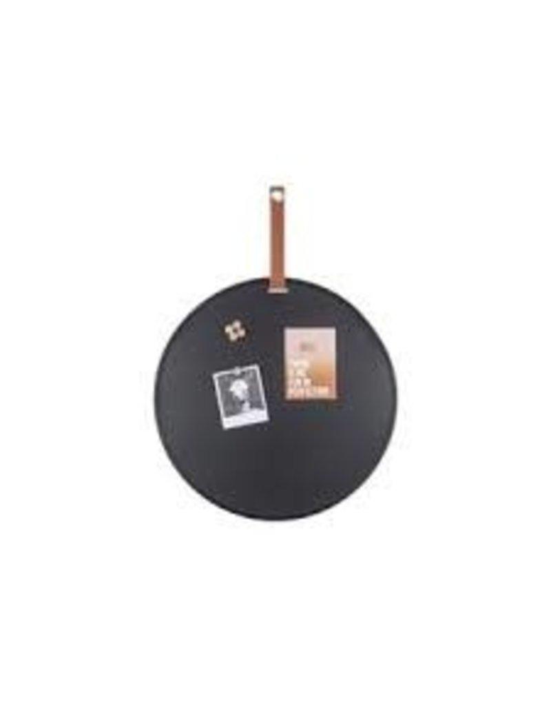 Present Time memo bord - perky (zwart)