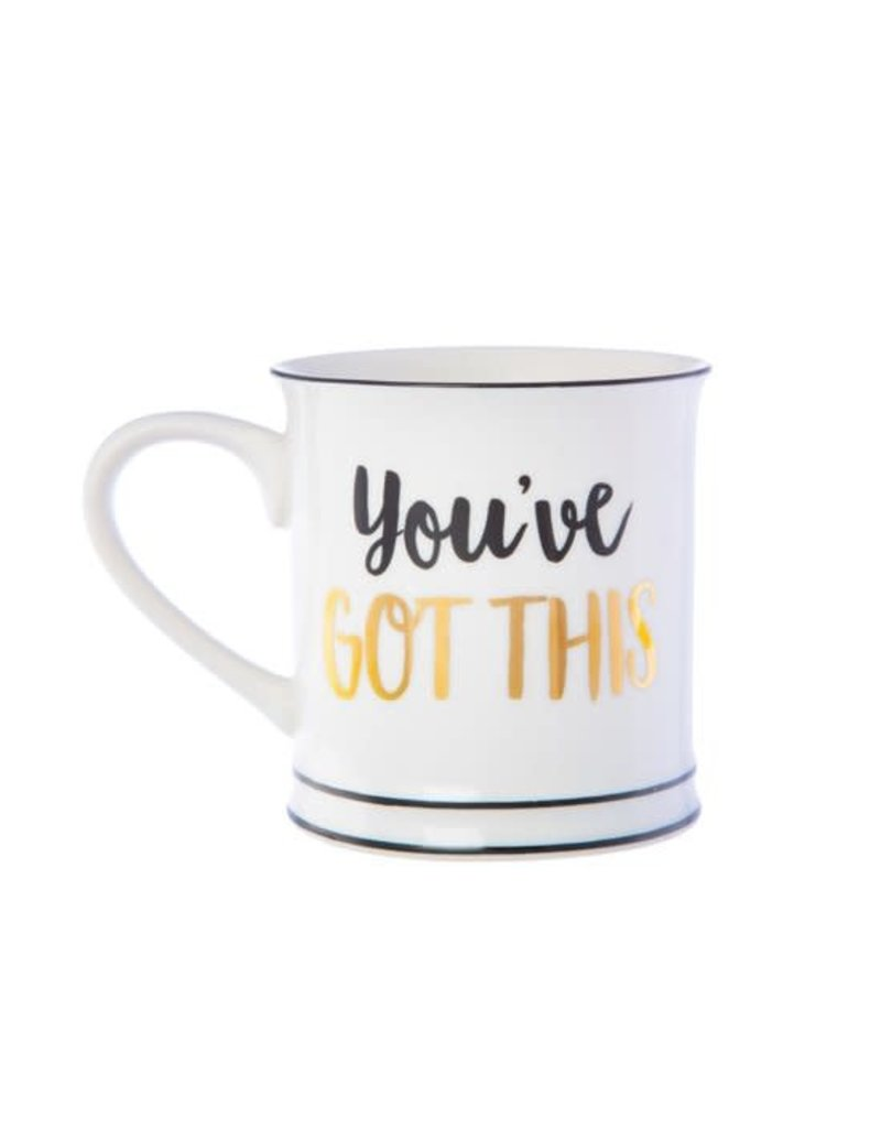 Sass & Belle mug - you've got this