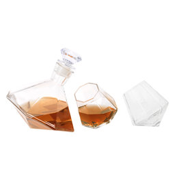 Le Studio whisky set - diamant