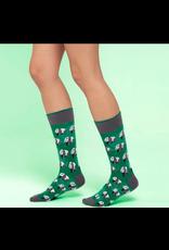 Moustard socks - panda (41-46)