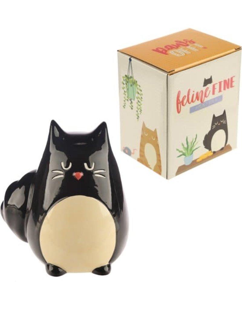 Puckator moneybox - feline cat