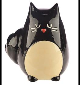 moneybox - feline cat