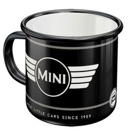enamel mug - mini